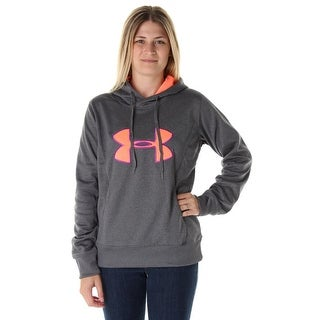 Under Armour Womens Storm Hoodie Fleece Semi-Fitted