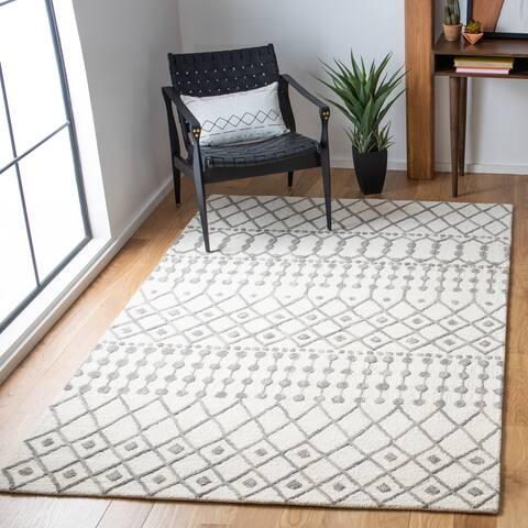 Safavieh Handmade Blossom Antonieta Moroccan Wool Rug
