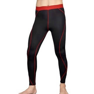 Mens Compression Cool Dry Tights Pants Baselayer Running Leggings