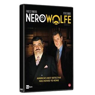 Nero Wolfe (2012) - Francesco Pannofino - Italian TV w/ English Subtitles - DVD