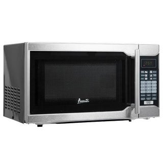Avanti MO7103 0.7 Cubic Foot Stainless Steel Electronic Control Microwave