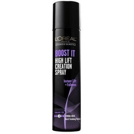 L'Oreal Advanced Hairstyle Boost It High Lift Creation Spray Strong Hold 5.30 oz