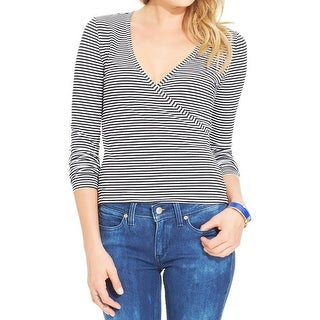 Energie Womens Juniors Casual Top Knit Striped