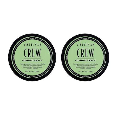 American Crew Forming Cream 3 Oz (Pack of 2)