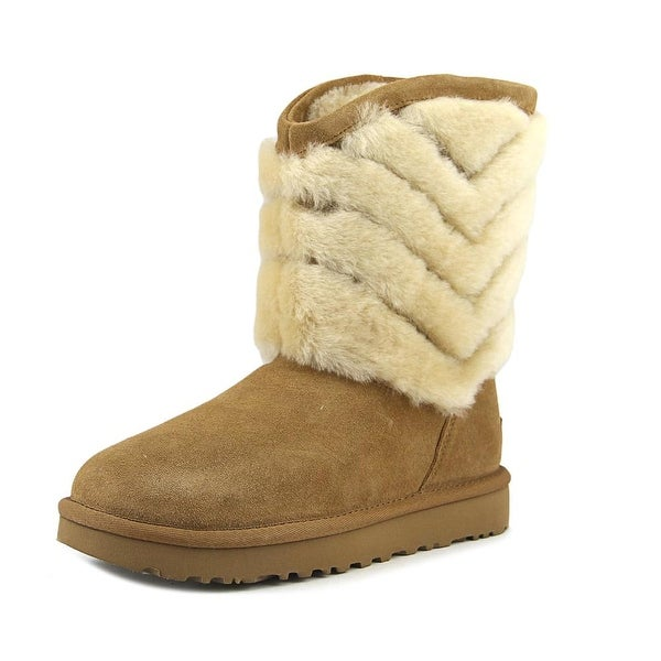 Ugg Australia Tania Round Toe Suede Winter Boot
