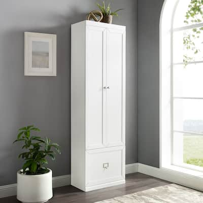 "Harper Convertible Pantry Closet - 22""W x 12.5""D x 74'H"