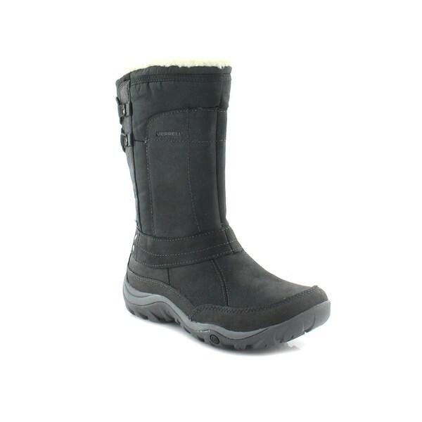 Merrell Murren Mid Women's Boots Black