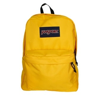 JanSport T501 SuperBreak Authentic School Backpack - OS (69E - Spectra Yellow)