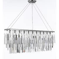 Modern Contemporary Empress Crystal*Rain Drop* Chandelier Lighting