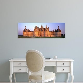 Easy Art Prints Panoramic Images's 'Chateau de Chambord (Chambord Chateau) Loir