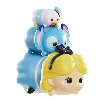 Disney Tsum Tsum 3 Pack: Donald, Stitch, Alice