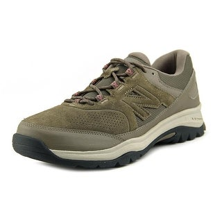 New Balance W769 D Round Toe Suede Walking Shoe