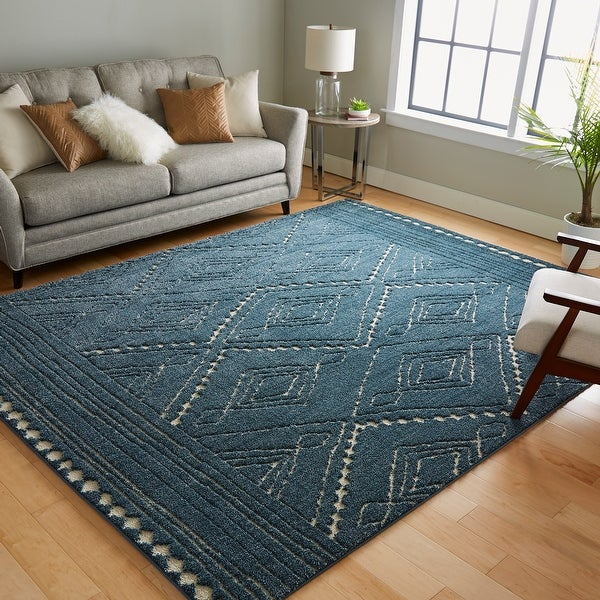 Mohawk Home Nom Vado Woven Area Rug. Opens flyout.