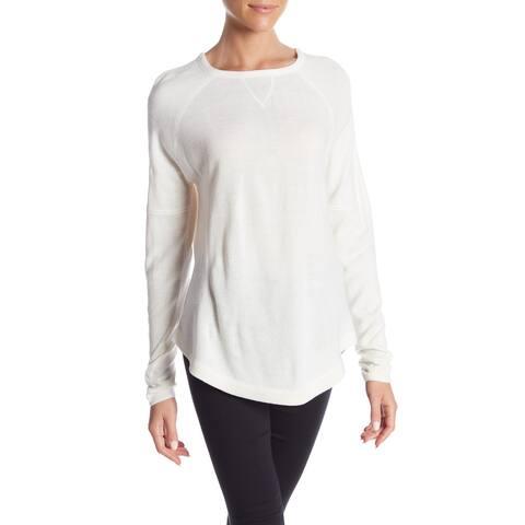 Sweet Romeo Womens Sweater Large Long Sleeve Crewneck