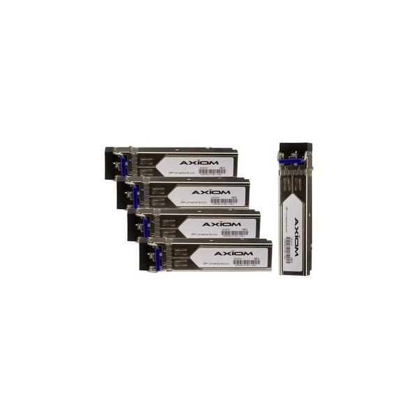 Axion GLC-SX-MM-5PK Axiom SFP (mini-GBIC) Module - For Data Networking, Optical Network - 1 x 1000Base-SX - Optical Fiber - 128