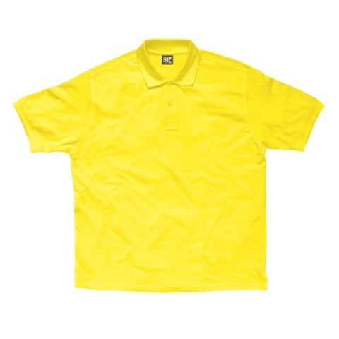 Sg Kids/Childrens Big Girls Polycotton Short Sleeve Polo Shirt