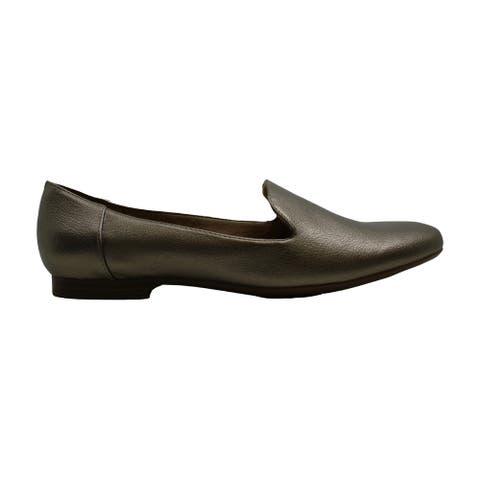 Naturalizer Womens Kit2 Leather Closed Toe Loafers