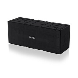 Skiva BigSound Ultra-Portable Ultra-Loud 15W Outdoor Stereo Sound with 6 Hours of Playtime (3000mAh) for iPhone & more