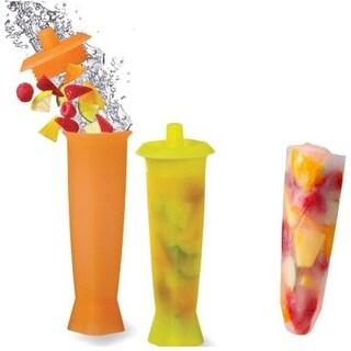 Prodyne FI8 Fruit Infusion Ice Molds, Set of 2