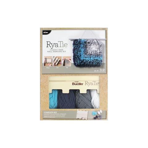 Bucilla RyaTie Home Deco Kit Wall Classic Fade