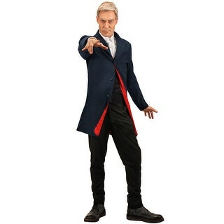 Elope Doctor Who 12th Doctor Adult Costume (S/M) - Solid - s-m