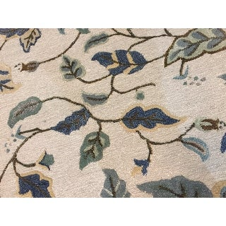 Martha Stewart by Safavieh Autumn Woods Wool/ Viscose Rug