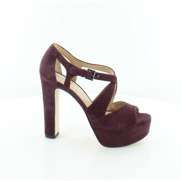 Michael Kors Harlen Sandal Women's Sandals & Flip Flops Plum