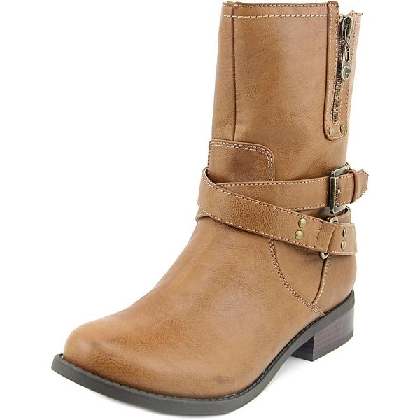 G By Guess Hecta Women Natural Boots
