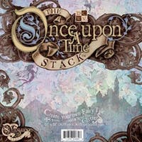 """Once Upon A Time - Paper Stack 12""""X12"""" 48/Pkg"""