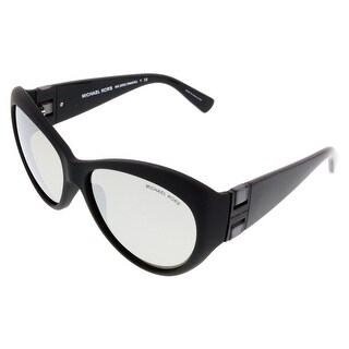 Michael Kors MK2002 WAIKIKI 30226G Matte Black Cateye Sunglasses