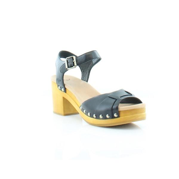 UGG Janie Women's Heels Blk - 6