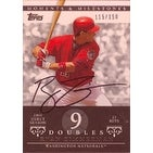 Ryan Zimmerman Washington Nationals 2007 Topps Moments & Milestones Autographed Card Nice Card This item comes with