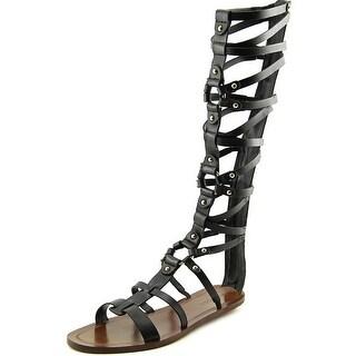 Via Spiga Sumner Open Toe Leather Gladiator Sandal