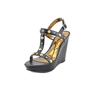 Carlos by Carlos Santana Isis Women Open Toe Synthetic Platform Sandal