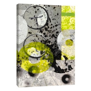 """PTM Images 9-105452  PTM Canvas Collection 10"""" x 8"""" - """"Nerau 2"""" Giclee Abstract Art Print on Canvas"""