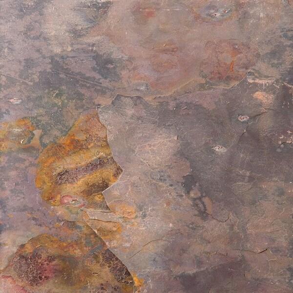 "Emser Tile S14SL061212CAL Slate - 11-7/8"" x 11-7/8"" Square Floor and Wall Tile - Textured Slate Visual - Multirajah"
