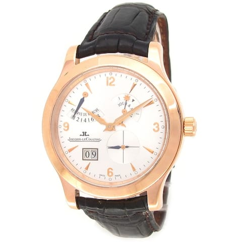 Pre-owned 41mm Jaeger Le Coultre Watch