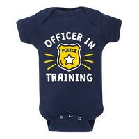 Officer In Training  - Infant One Piece
