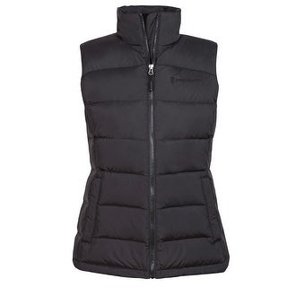 Free Country Women Lightweight Full Zip Soft Down Puffer Winter Quilted Vest