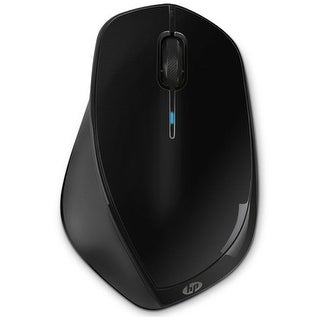 HP X4500 Wireless Mouse - Black Wireless Mouse