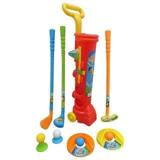 Envo Toys Mini Toy Golf Complete Play Set