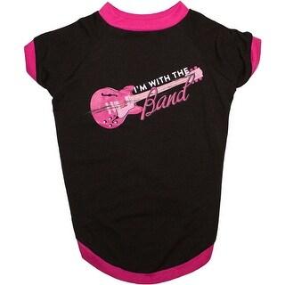 Miranda Lambert's Mutt Nation Dog T-Shirt Small-I'm With The Band