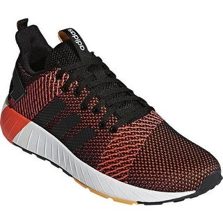 adidas Men's Questar Byd Sneaker Core Black/FTWR White/Solar Red