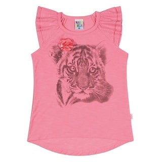 Girls T-Shirt Kids Graphic Tee Pulla Bulla Sizes 2-10 Years