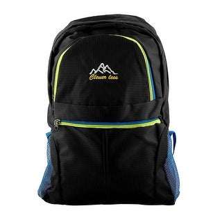 Clever Bees Authorized Mountaineering Pack Travelling Hiking Backpack Black