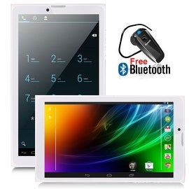 Indigi® 7inch Factory Unlocked 3G SmartPhone 2-in-1 Phablet Android 4.4 KitKat Tablet PC w/ WiFi + Bluetooth Included
