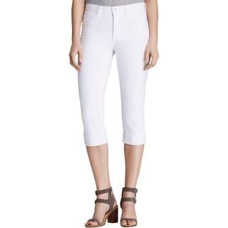 NYDJ Womens Cropped Jeans Stretch Crop - 12