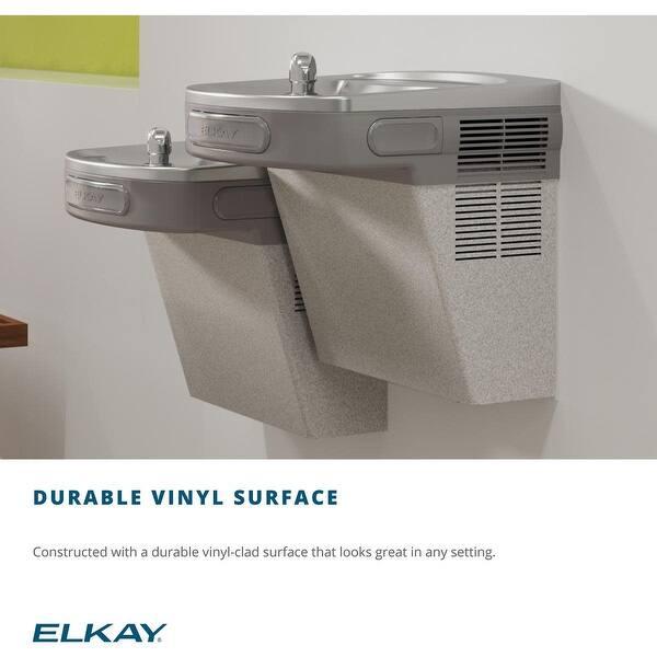 Shop Elkay EZSTL8C 8 GPH ADA Wall Mount Versatile Bi-Level
