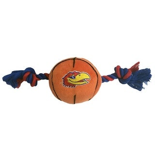 Collegiate Kansas Pet Basketball