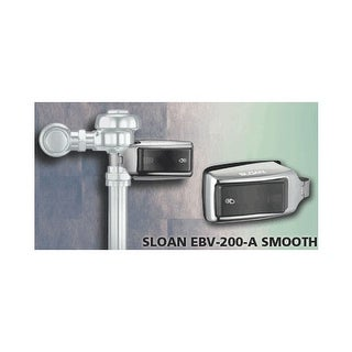Sloan EBV-200-A Battery Powered, Sensor Activated Retrofit Unit for Exposed Clos